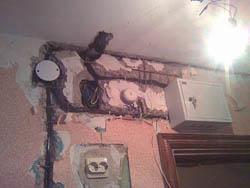 Замена электропроводки в Михайловске