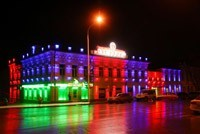 Наружное освещение: архитектурное освещение зданий и фасадов в г.Михайловск